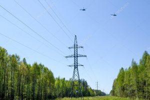 Tips hindari tersambar petir - hindari menara pohon tiang